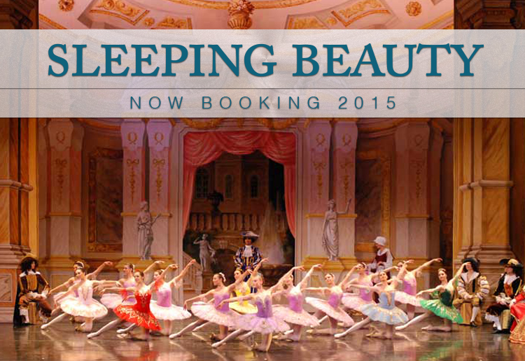 Moscow Ballet's Sleeping beauty