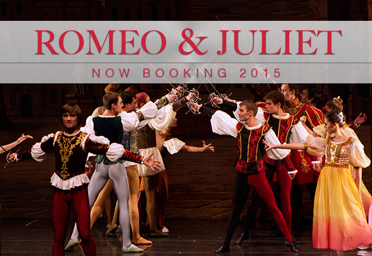 Moscow Ballet's Romeo and Juliet