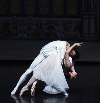 Romeo & Juliet - Elagina and Ustimov