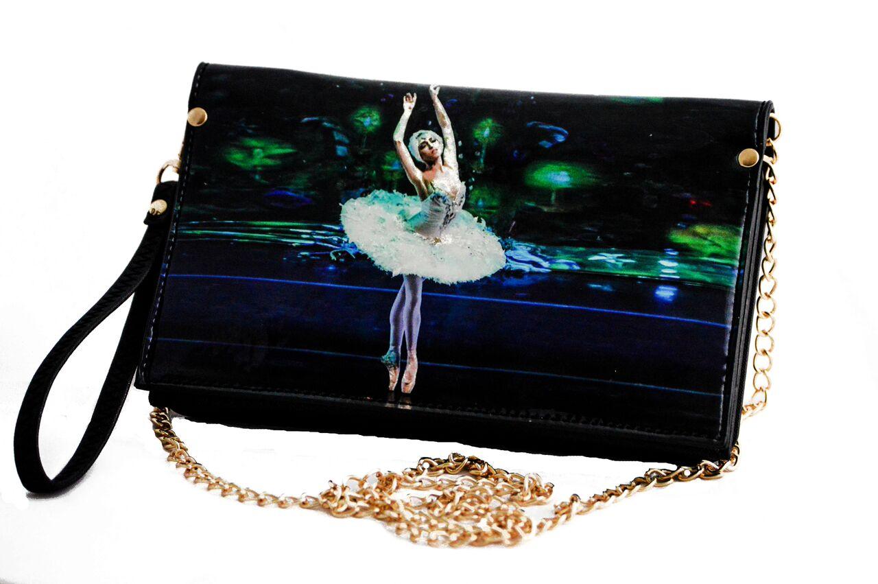 Ballet purse