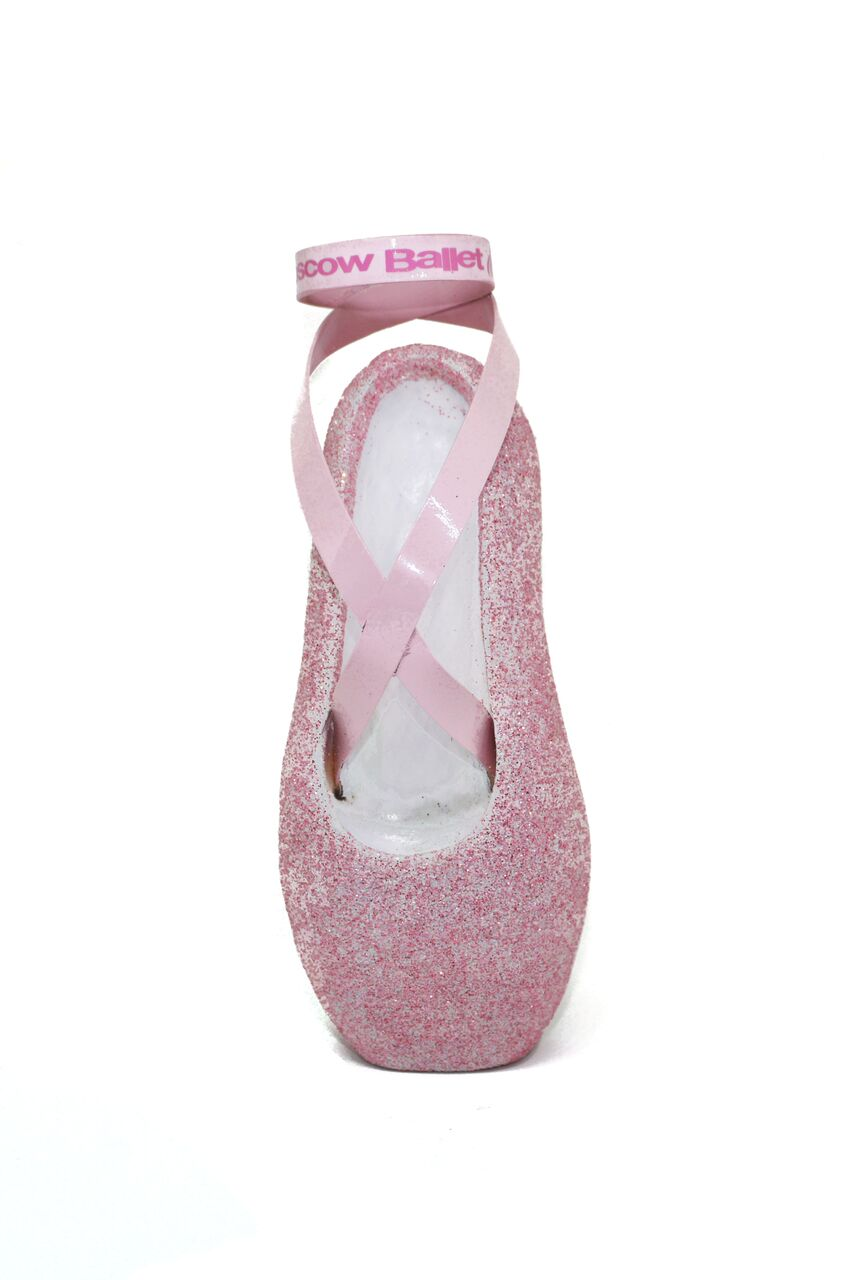 Pink Pointe Ornament